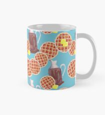Waffle Breakfast Mug