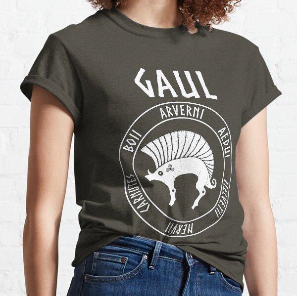 Gaul Ancient Gaelic Tribes Ancestors Classic T-Shirt