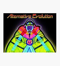 Alternative Evolution Photographic Print