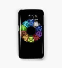 Grunge Guild Wheel Samsung Galaxy Case/Skin