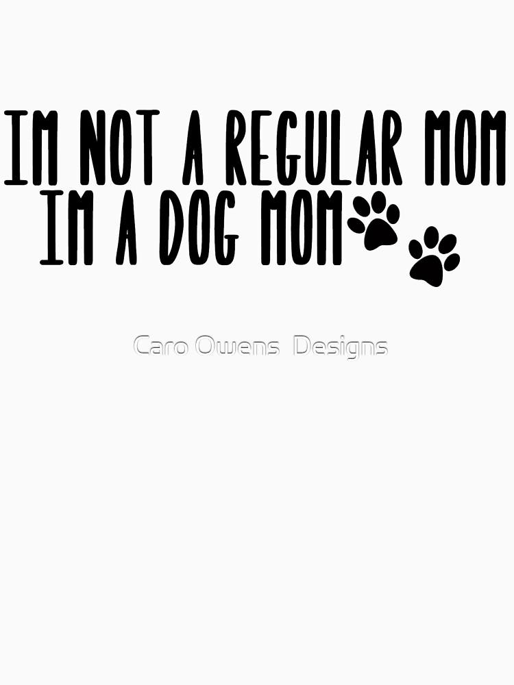 Perro mamá de caroowens