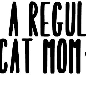 Cat Mom by caroowens