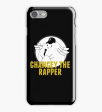 Chancey the rapper iPhone Case/Skin