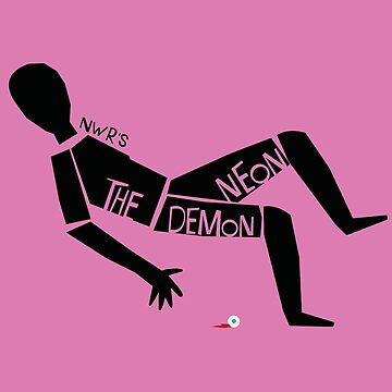 The Neon Demon / inspired by Saul Bass by playstopreplay