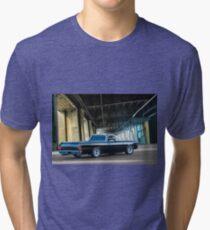 1967 Chevrolet El Camino Tri-blend T-Shirt