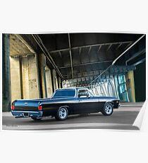 1967 Chevrolet El Camino Poster