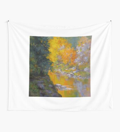 Fall Color Wall Tapestry