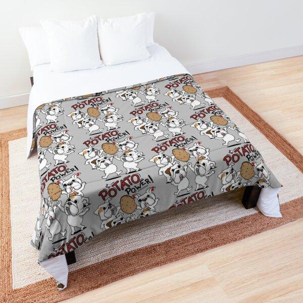 POTATO POWER Comforter