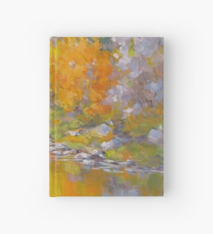 Fall Color Hardcover Journal