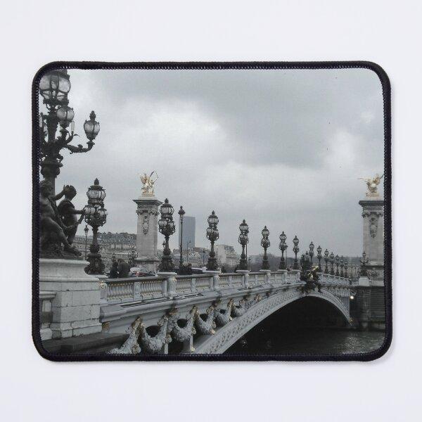 Paris Pont Alexandre III Mouse Pad