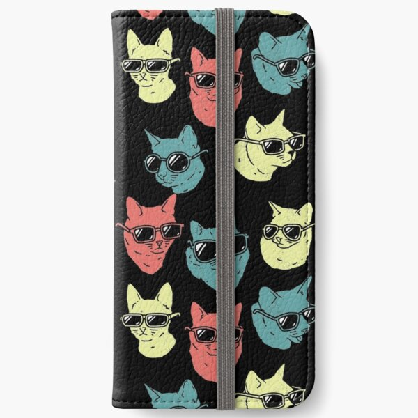 Cat Shirt iPhone Wallet