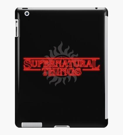 Supernatural Things iPad Case/Skin