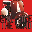 Ride Like the Wind by jaxrobyn