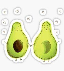 avocados Sticker