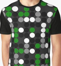 Industrial Green Graphic T-Shirt
