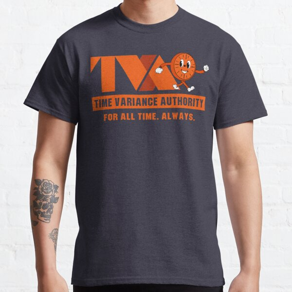TVA Time Variance Authority Miss Minutes Classic T-Shirt