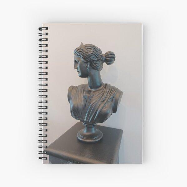 Art Spiral Notebook
