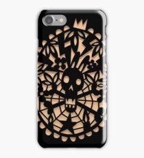 Curse of the bunny iPhone Case/Skin