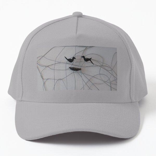 Line Art  Baseball Cap