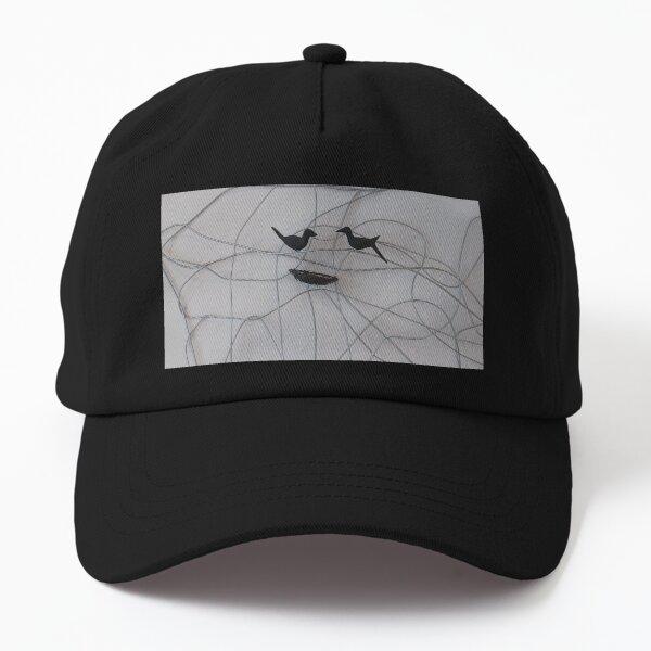 Line Art  Dad Hat