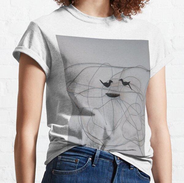 Line Art  Classic T-Shirt