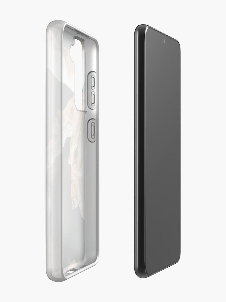 Alternate view of  Dry Art  Samsung Galaxy Phone Case