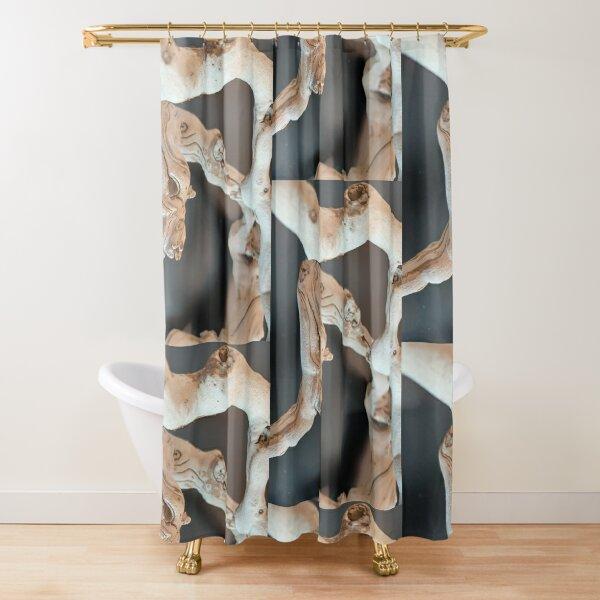 Dry Art  Shower Curtain