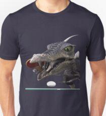 Ping Pong Dinosaur  Unisex T-Shirt
