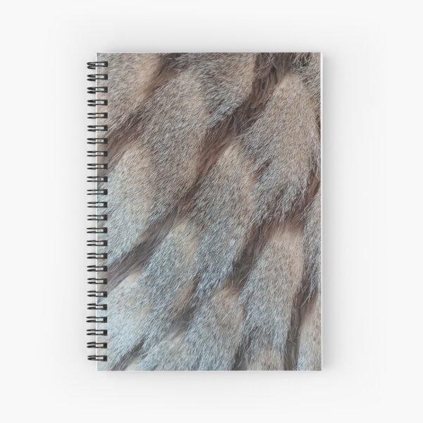 Hide Art  Spiral Notebook