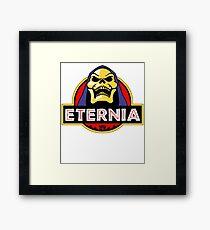 ETERNIA PARK Framed Print