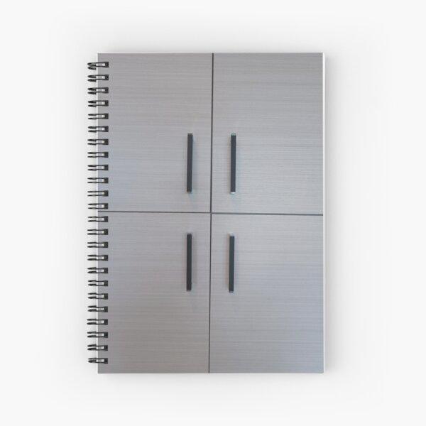 SOLiD Technologies Horizontal Art  Spiral Notebook