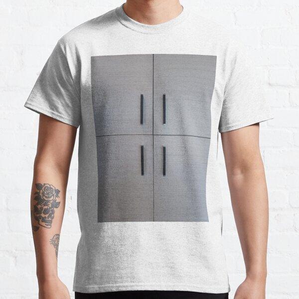 SOLiD Technologies Horizontal Art  Classic T-Shirt