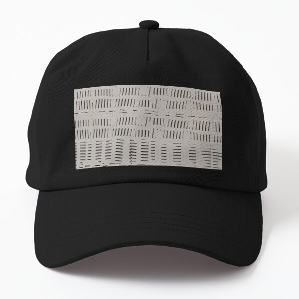 Horizontal Art  Dad Hat