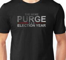 THE MEME PURGE - ELECTION YEAR Unisex T-Shirt