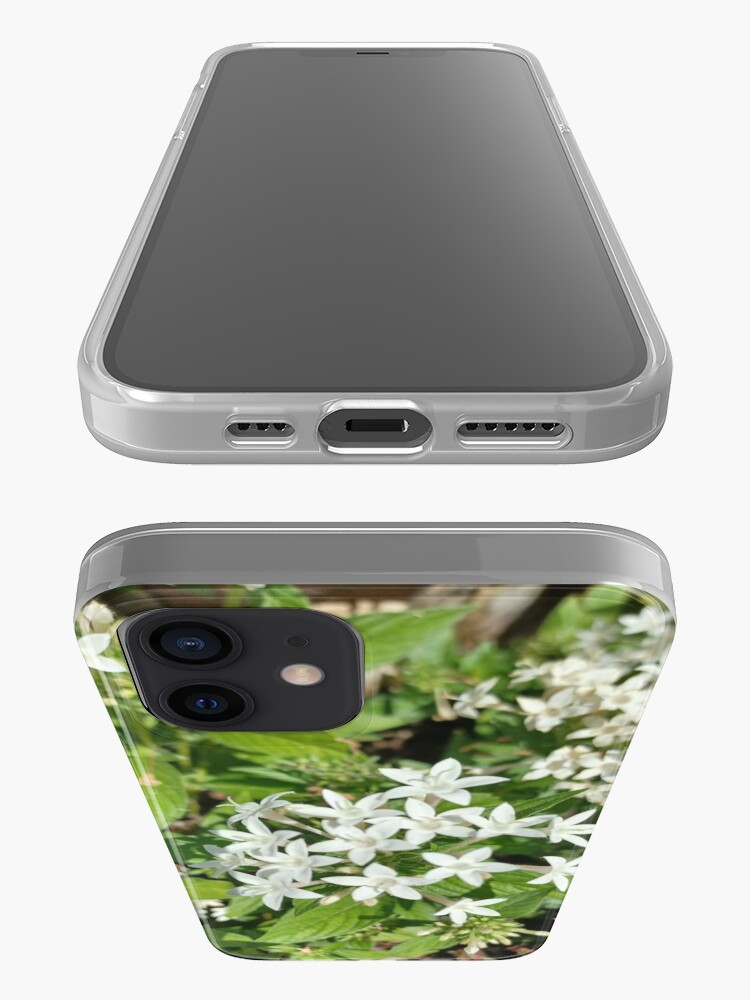 Alternate view of Lilies Art  iPhone Case