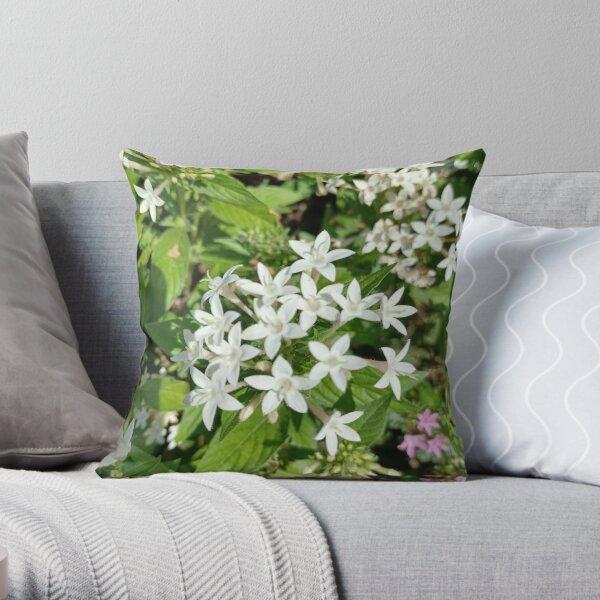Lilies Art  Throw Pillow