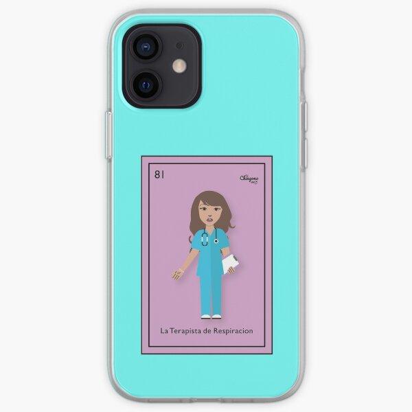 La Terapista de Respiracion iPhone Soft Case