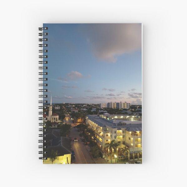 Horizon Art Spiral Notebook