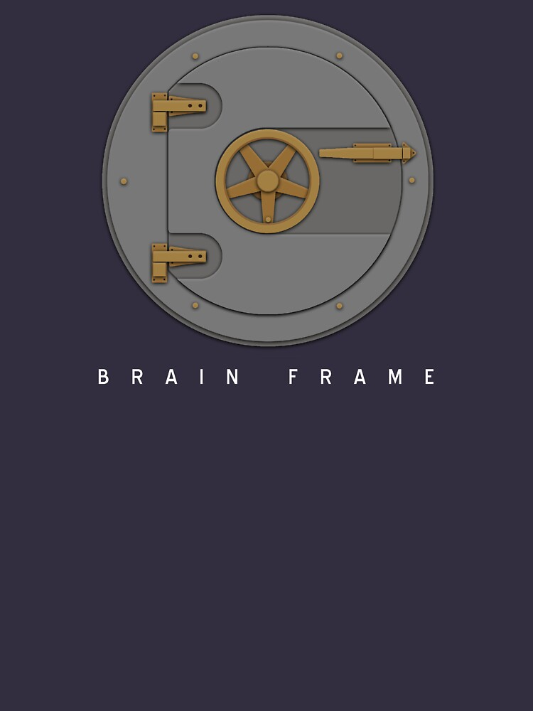 Brain Frame by MadKingKev