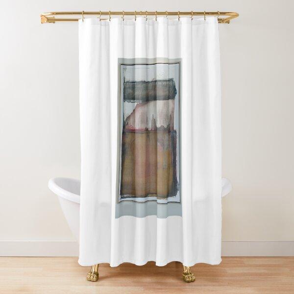 Stain Art  Shower Curtain