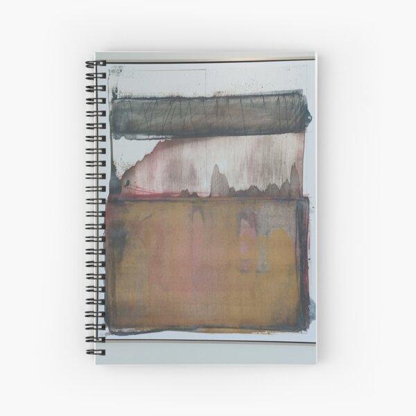 Stain Art  Spiral Notebook