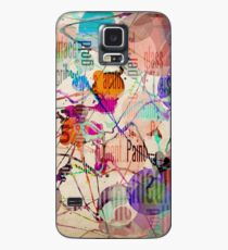 Abstract Expressionism Case/Skin for Samsung Galaxy