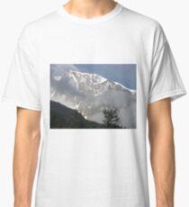 solo lassù io ti ho ritrovato....Monte Rosa - Italy - Classic T-Shirt