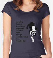 Soldat Women's Fitted Scoop T-Shirt