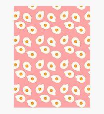 Egg Pattern II Photographic Print