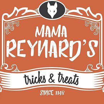 Mama Reynard's Tricks & Treats by geekdame