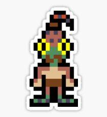 Pixel Abe Sticker