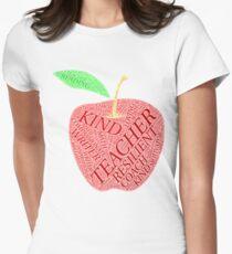 Best Teacher Gifts For A Teacher Women's Fitted T-Shirt