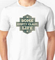 Some Empty Claim T-Shirt