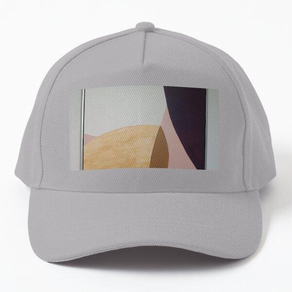 Plywood Art  Baseball Cap